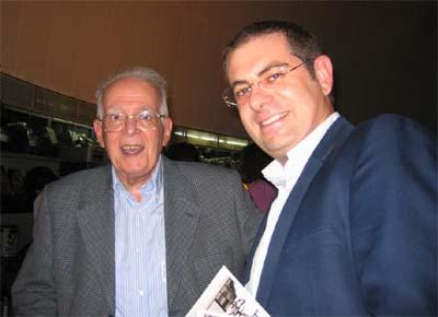 Con Don Luis Ruiz de Gopegui