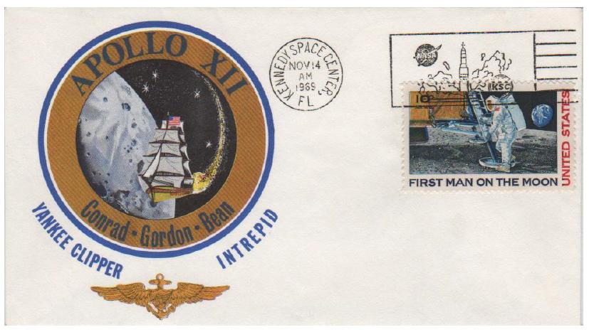 (Fig 1) 14.11.69 KSC. Apollo Type Insurance Cover