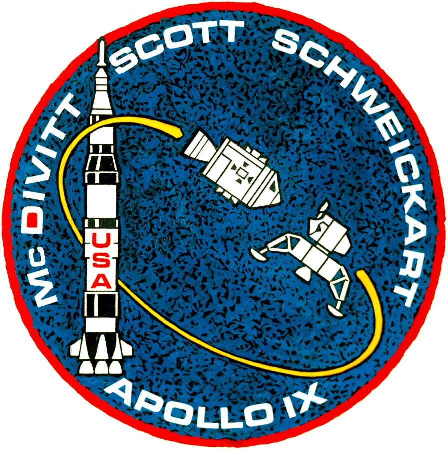 Insignia del Apolo 9