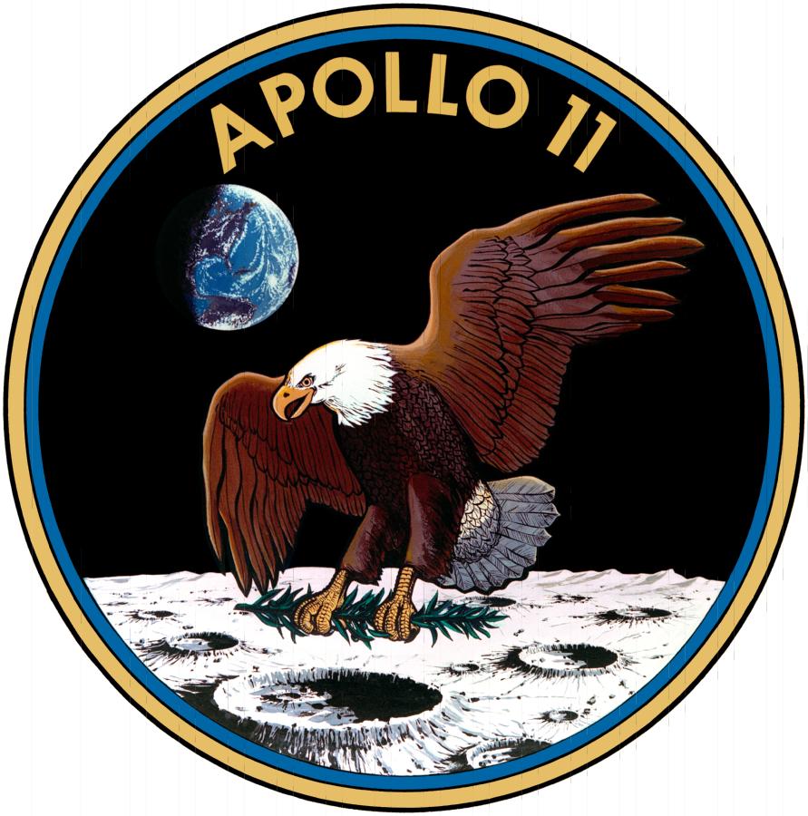 Insignia del Apolo 11