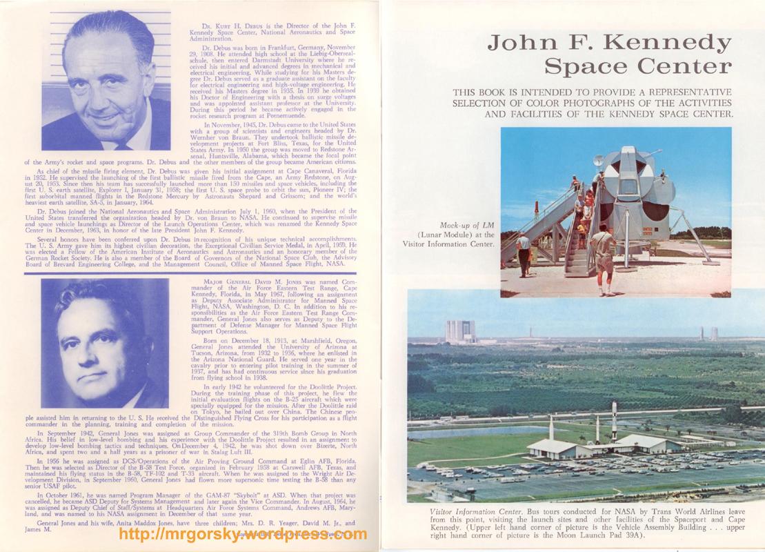 02 y 03 JFK Space Center Souvenir Book_