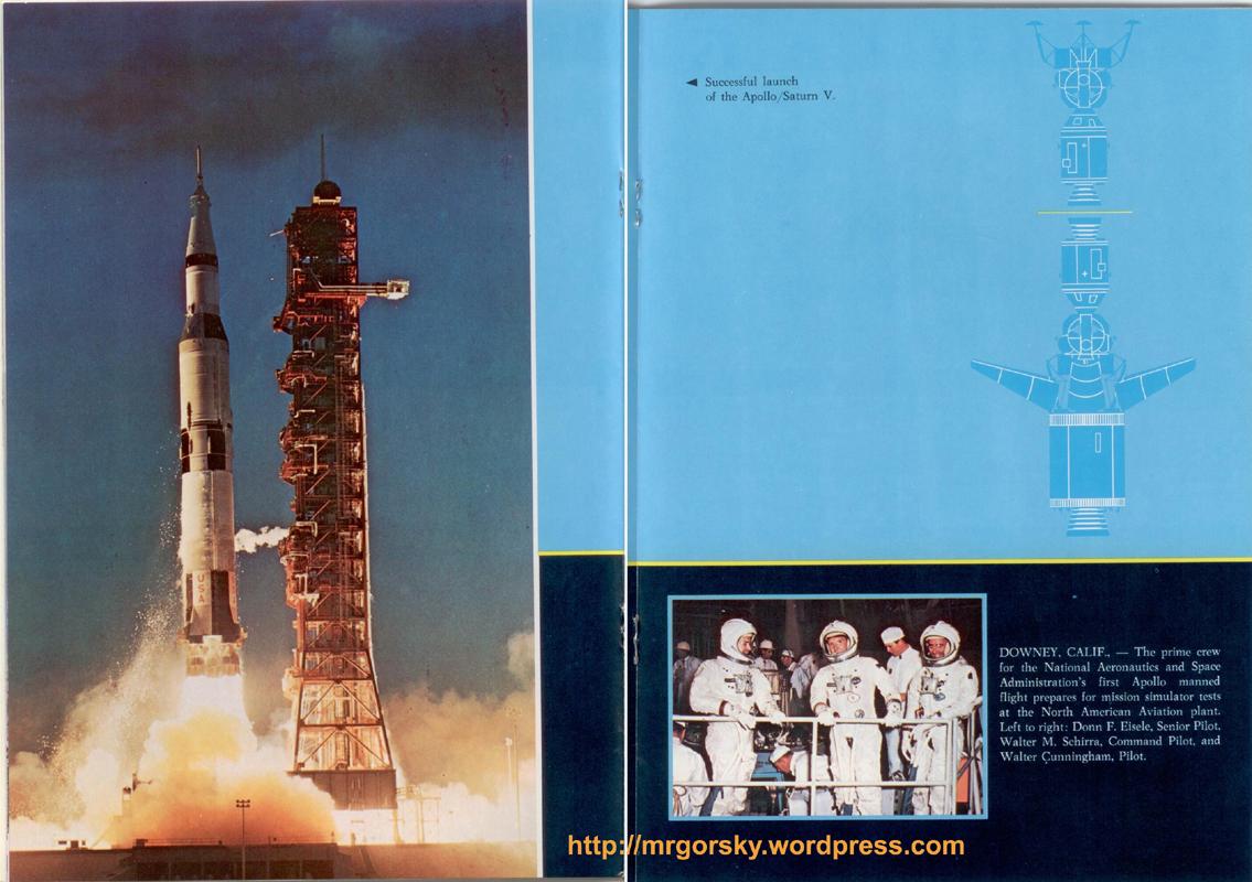 18 y 19 JFK Space Center Souvenir Book