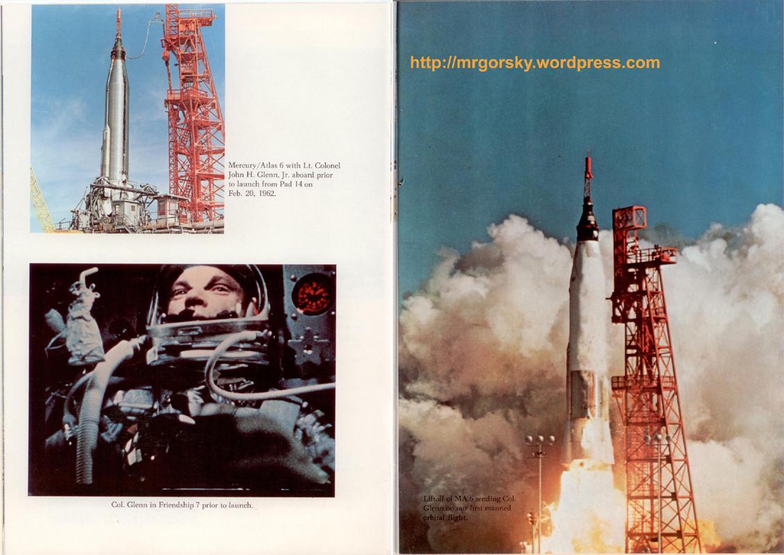 22 y 23 JFK Space Center Souvenir Book