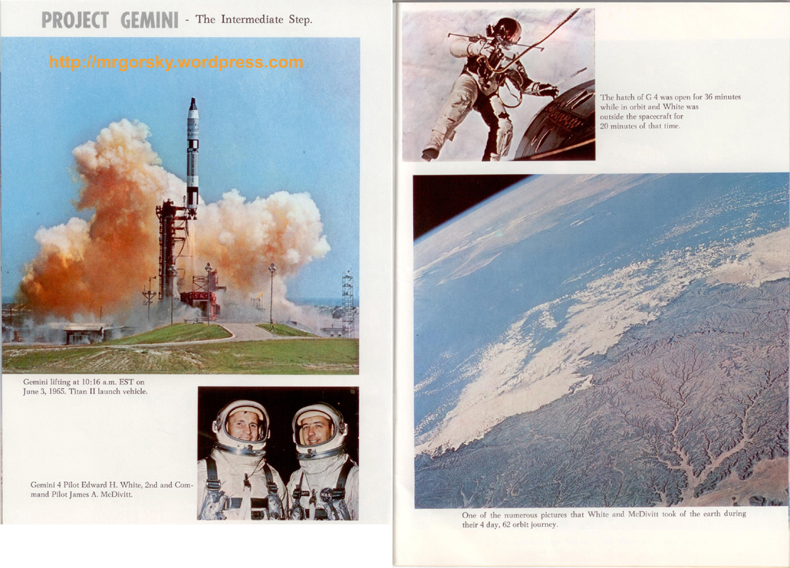 24 y 25 JFK Space Center Souvenir Book