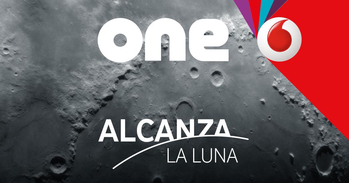 Vodafone One - Alcanza la Luna