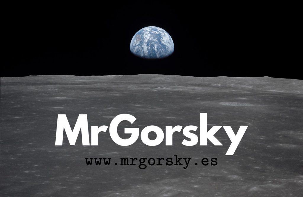 El nuevo diseño de MrGorsky ya ha llegado.
